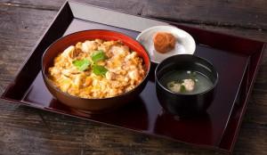 名古屋コーチン八丁味噌親子丼