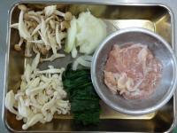 レシピ① - 鶏むね肉の豆乳マスタードクリーム煮
