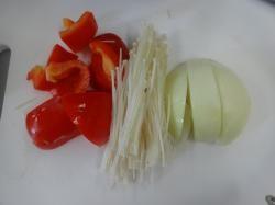 作り方② - コラーゲン手羽先の簡単レンジ醤油煮込み