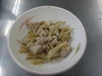 レシピ3 - 鶏とごぼうのさっぱり塩金平