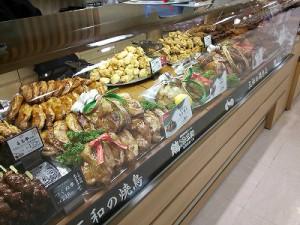 クリスマス開店前の鶏三和 丸栄店
