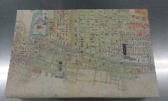 包装紙(名古屋城)
