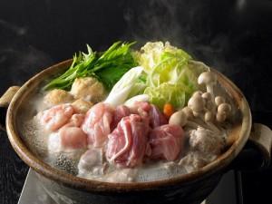 水炊き鍋 - 三和の純鶏名古屋コーチン 本格水炊きスープ