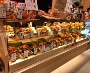 鶏三和ペリエ千葉店 鶏惣菜