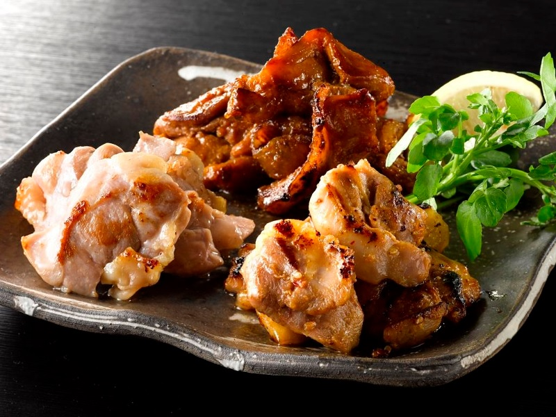鶏三和の純鶏名古屋コーチン 芳醇 ステーキ肉《贈答用》調理イメージ