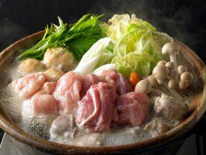 さんわの名古屋コーチン鶏鍋