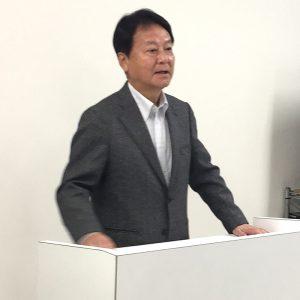 さんわグループ社長 古川 隆二