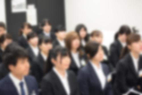 衛生講習の様子@2018さんわグループ新入社員研修