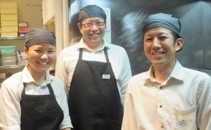 鶏三和 コレド室町店のスタッフ