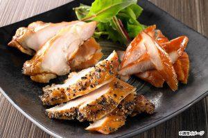 三和の純鶏名古屋コーチン燻しどり