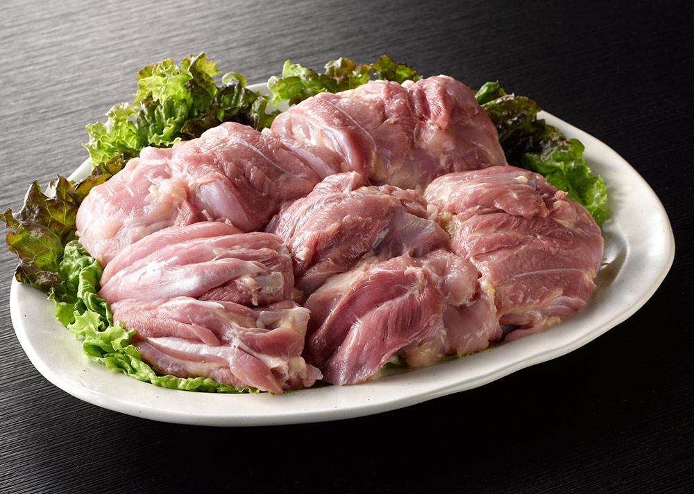三和の純鶏名古屋コーチンむね肉(盛り付けイメージ)