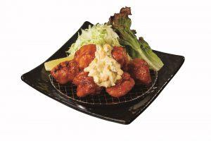 鶏南蛮(調理イメージ)