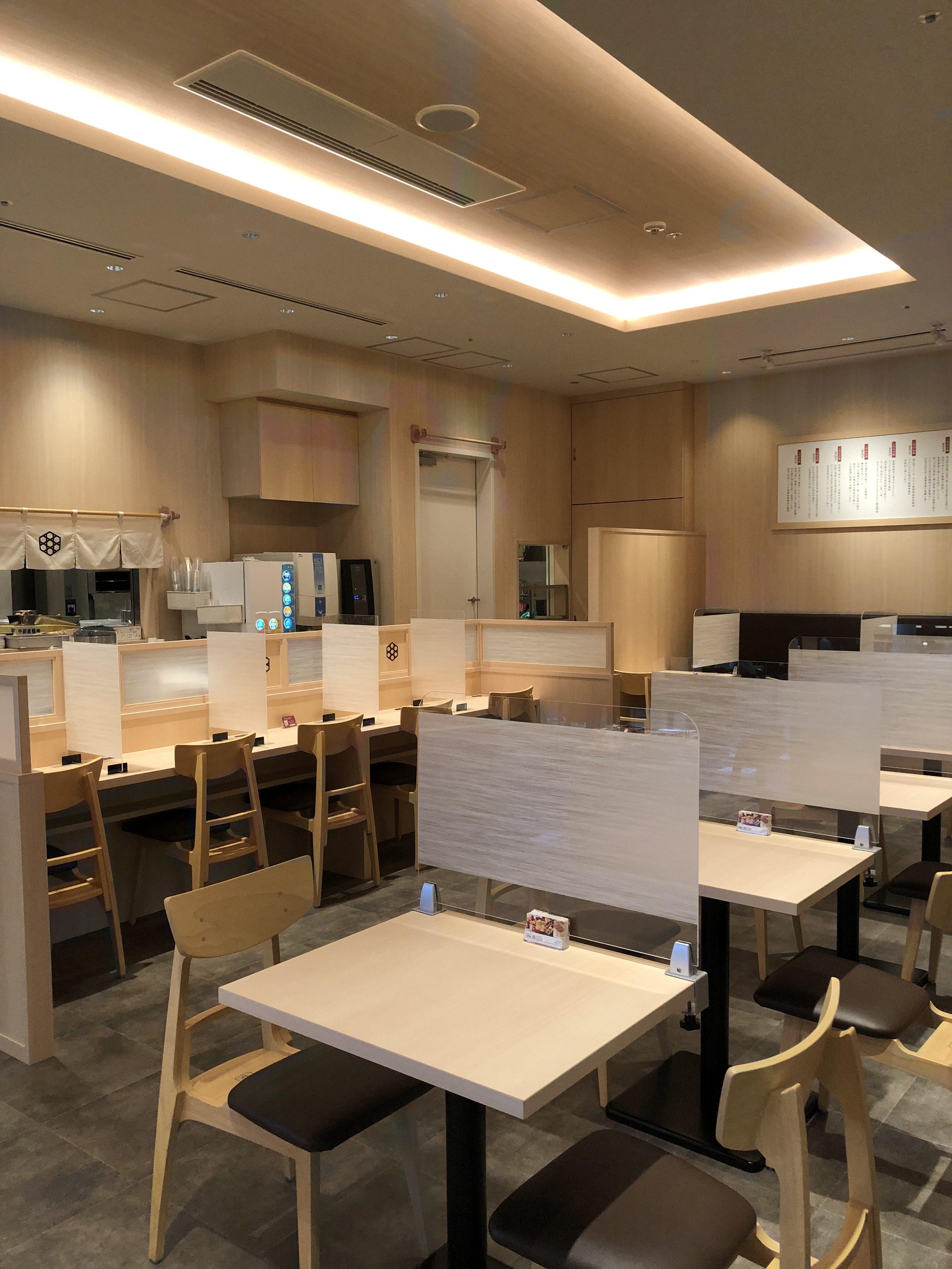 鶏三和セントレア店(内観)